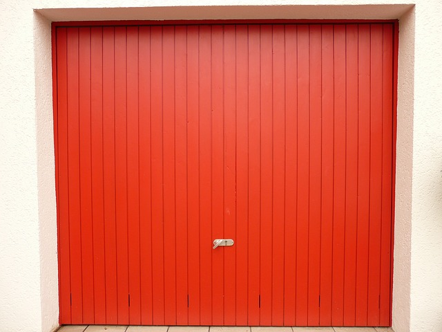cerradura puerta garaje